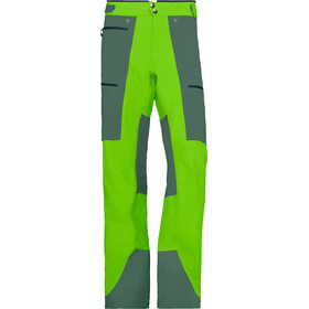 Norrøna Lyngen Windstopper Hybrid Pants Men bamboo green